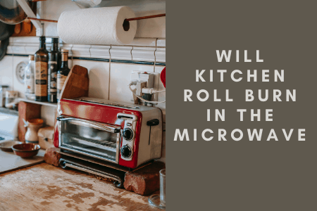 Will Kitchen Roll Burn in the Microwave